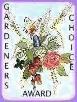 Gardeners Choice award